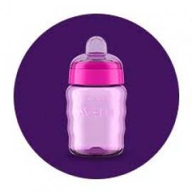 Avent Classic Spout Cup Pink - 260 ml
