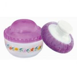 Baby World Flower Powder Box