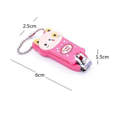 Baby world Store Fancy Baby nail clipper (multicolor)