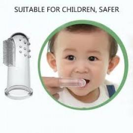 Baby World Soft Silicon Baby Finger Brush