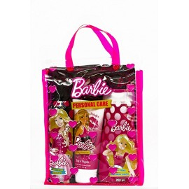 Barbie Trendy Bag (Deo 150ml + Moisturiser 100ml + Shampoo 200ml)