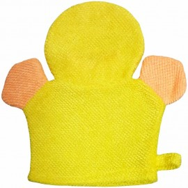Baby World Store Baby Hand Bath Sponge Yellow Duck