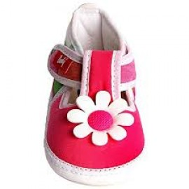Booty Fashionable Flower Shoes