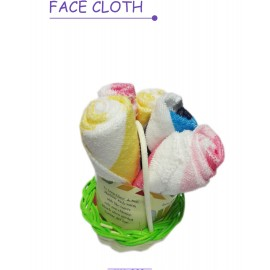 Baby World Store Soft  Basket Face Napkin