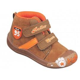 KATS Kids Fashionable Rollar shoes beej orange