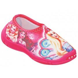 KATS Kids Designer Cinderella Shoes Pink