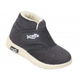 KATS Kids Designer Donut Shoes Black