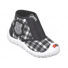 KATS Kids Designer Dennis-2 Shoes Black