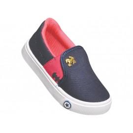 KATS Kids Fashionable shoes Denim-2 Pink