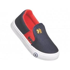 KATS Kids Fashionable shoes Denim-2 Red