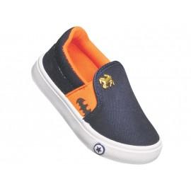 KATS Kids Fashionable shoes Denim-2 Orange