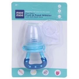 Mee Mee Fruit And Food Nibbler - Blue