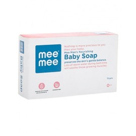 Mee Mee Nourishing Baby Soap - 75 gm