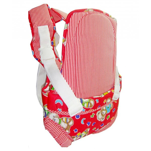Baby world Starbaby cotton Carry Bag Red