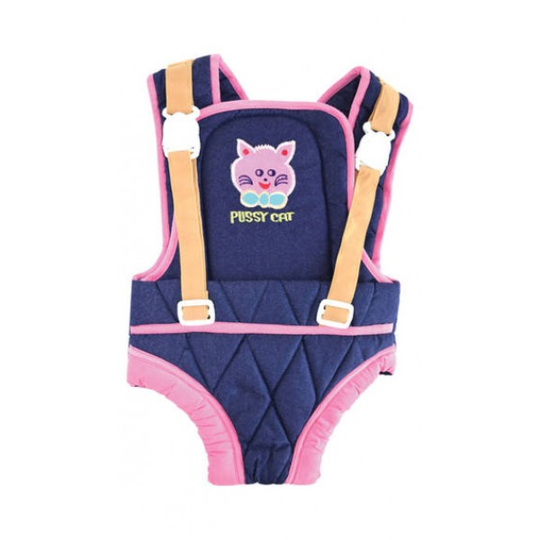 Baby world Starbaby Denim Carry Bag Pink
