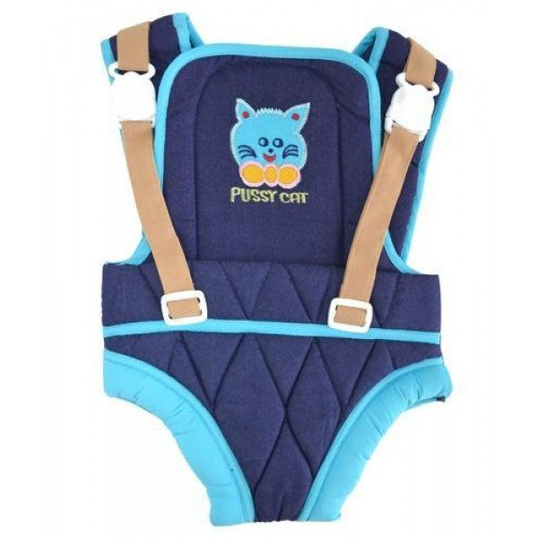 Baby world Starbaby Denim Carry Bag Blue