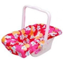Baby World Store Carry Cot, Rocker and Rocker 12 in 1 - Pink Color