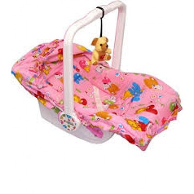 Baby World Store BABY - CARRY COT 9 IN 1 Pink