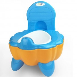 Baby World Store Cute fruit baby potty blue