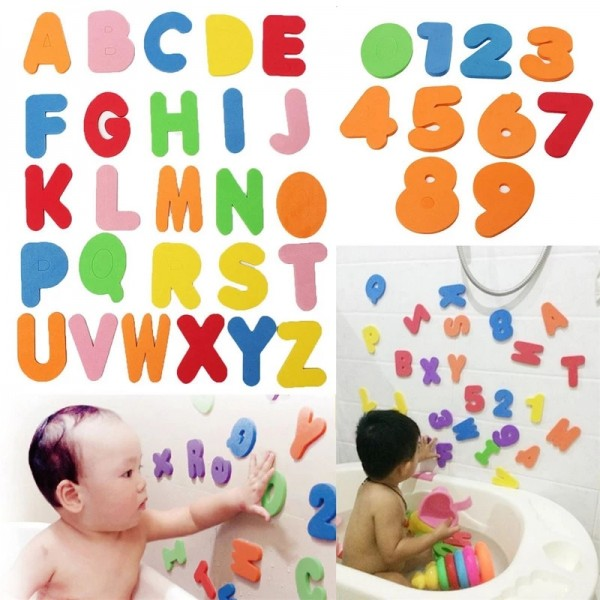 Baby World ABCD chart