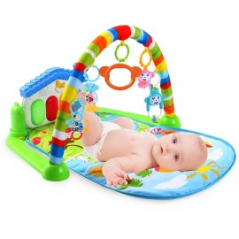 Baby World Piano Play Gym