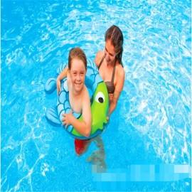 Baby World Store Intex Swim along Fish Ring - Blue/Green