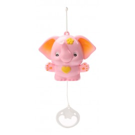 Baby world store Musical Pulling Toys With Sweet Sound – Pink