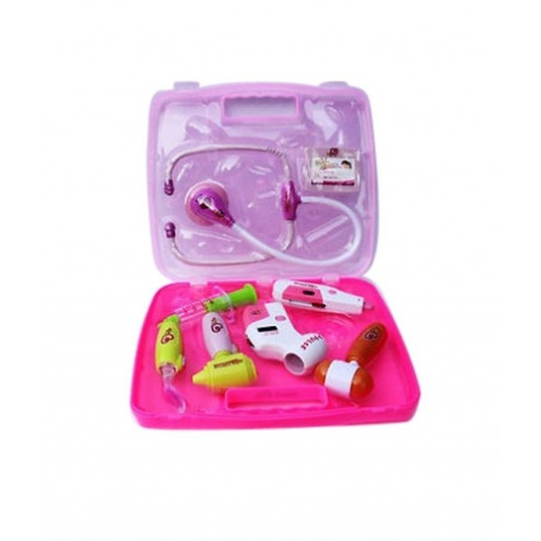 Baby World Battery Operated Docter Set with Light And Sound