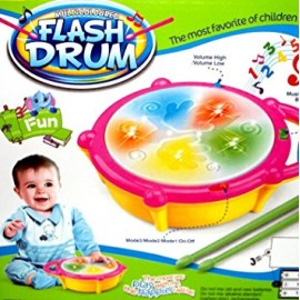 Baby World Flash Drum