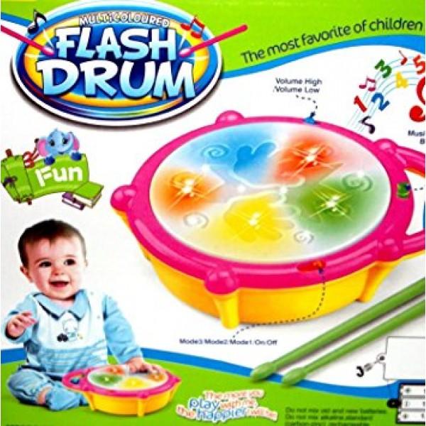 Baby World Flash Drum