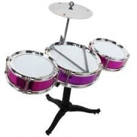 Baby World Jazz Drum Set