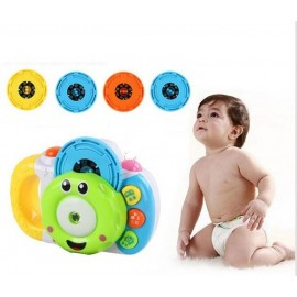 Baby World Non Toxic Projection Camera  (Multicolor