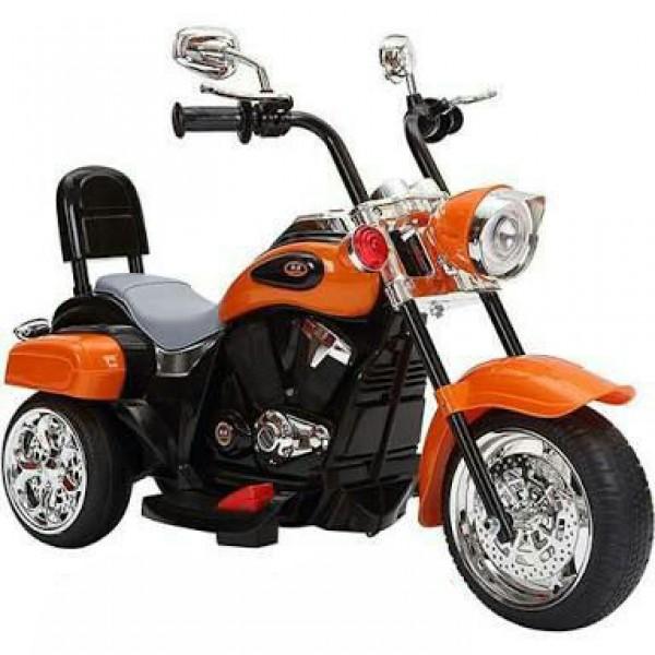 Baby World battery Operated Bike Orange (tr1501)