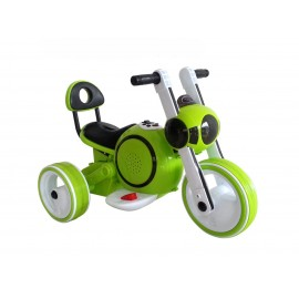 Baby World battery Operated Bike Green(KB903)