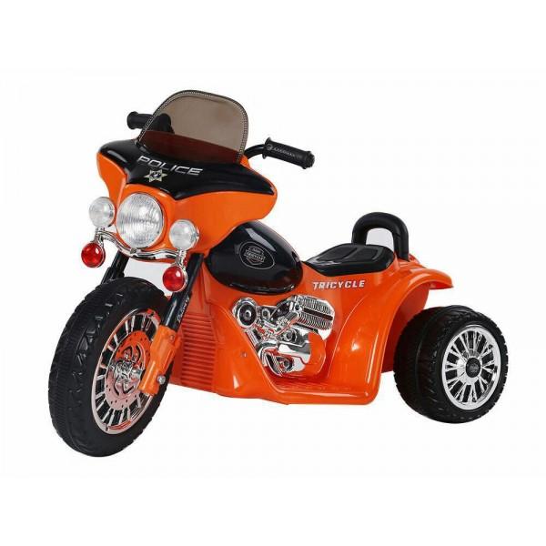 Baby World battery Operated Bike Orange (JT568)