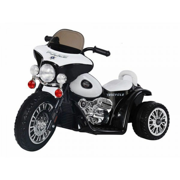 Baby World battery Operated Bike Black (JT568)