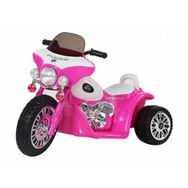 Baby World battery Operated Bike Pink (JT568)
