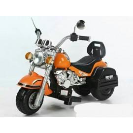 Baby World battery Operated  Bike Orange (6166)