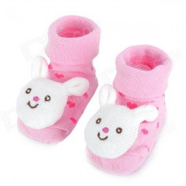 Baby World Soft Cute baby Character Socks