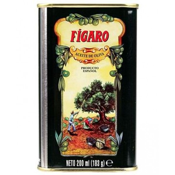 Figaro Olive Oil - 200 ml/183 gm