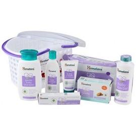 Himalaya Herbal Babycare Basket Gift Pack - Set Of 7