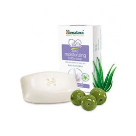 Himalaya Herbal Extra Moisturizing Baby Soap - 75 gm