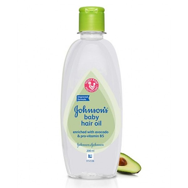 Johnson's baby Hair Oil - 200 ml