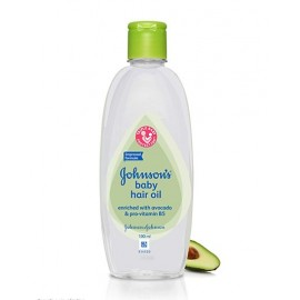 Johnson's baby Hair Oil - 100 ml
