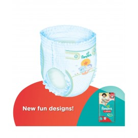 Pampers Pant Style Diapers Light And Dry Extra Large - 32 Pieces