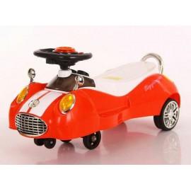 Baby World Speedy Swing Car Twister Red (1509)